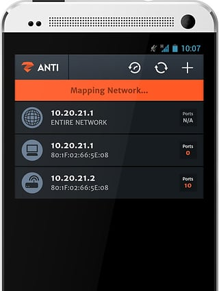 zANTI (com zimperium zanti) 2 5 0 APK Download - Android APK