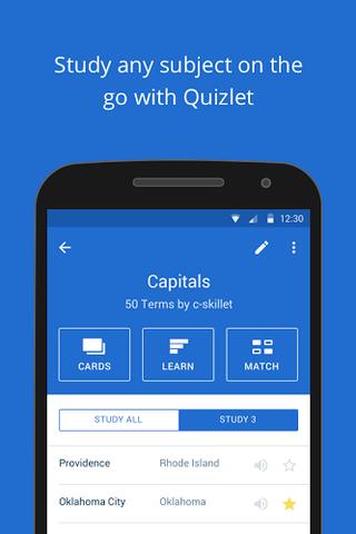 Quizlet (com quizlet quizletandroid) 2 9 3 APK Descargar