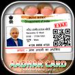 Full Aadhar Card Maker
