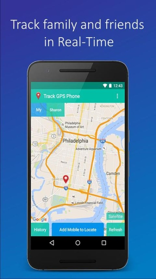 Gps Phone Locator >> Track Gps Phone Com Gpstracker Track 2 3 5 Apk Download Android