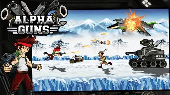 Alpha Guns - free (com renderedideas alphaguns) 5 6 APK + Mod