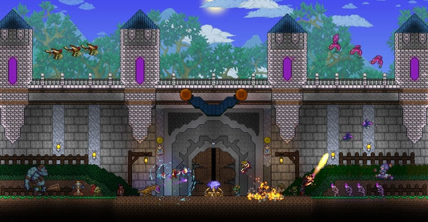 Kindle Version Of Terraria Map on small terraria map, terraria everything map, doctor who terraria map, terraria castle map,