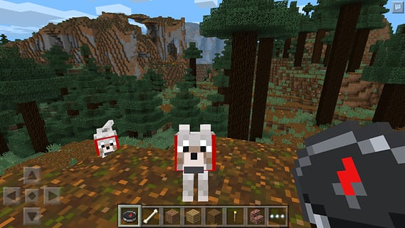 Minecraft Pocket Edition Commojangminecraftpe APK - Minecraft alte version spielen