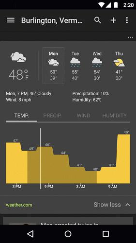 News & Weather (com google android apps genie geniewidget