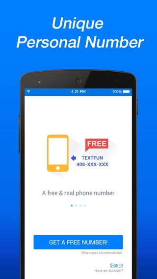 TextFun (com textfun text free call) 1 0 3 APK Download