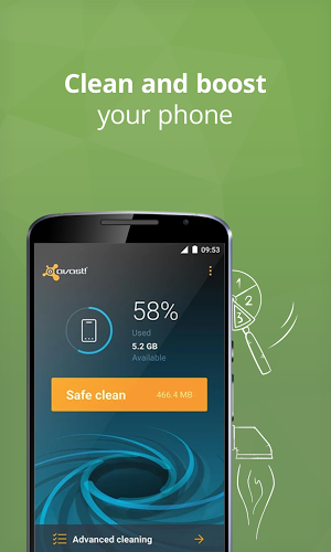 avast cleanup and boost premium apk