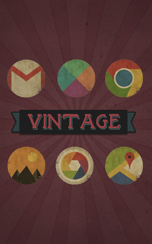 Vintage Icon Pack v4.5.7 [Paid] 1