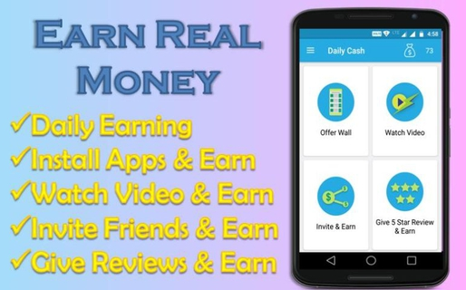 Daily Cash (com earn money cash) 2 7 APK Download - Android
