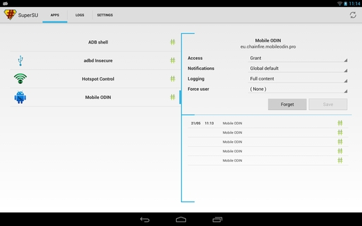 SuperSU (eu chainfire supersu) 2 82 APK Bixar - Android APK