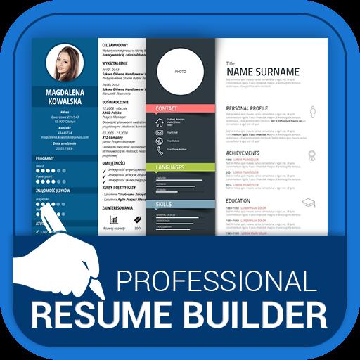 Pocket Resume Com Appsstyle Resume Maker 1 0 4 Apk تحميل