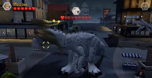 LEGO® Jurassic World (com wb goog legojurassicworld) 1 08 2