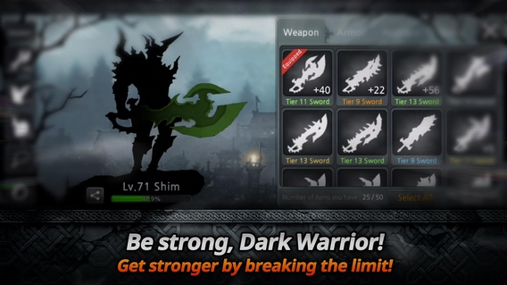 Dark Sword : Season 2 (com nanoo darksword) 2 3 3 APK + Mod Download