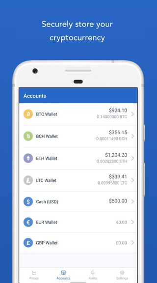 Coinbase (com coinbase android) 4 4 2 APK Download - Android