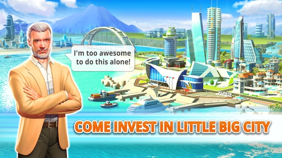 little big city mod apk latest version