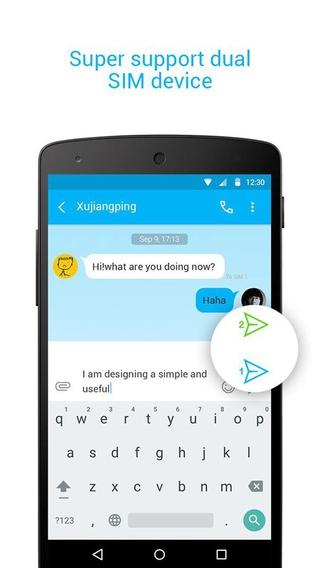 ZERO SMS (com jb zerosms) 1 22 APK Descargar - Android APK