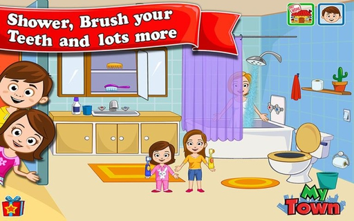 my town home family doll house mytown home 4 5 apk download android games apkshub my town home family doll house
