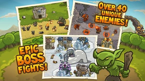Kingdom Rush (com ironhidegames android kingdomrush) 3 1 APK